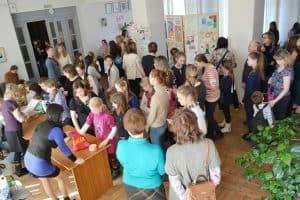 Неделя детской и юношеской книги открылась в Петрозаводске