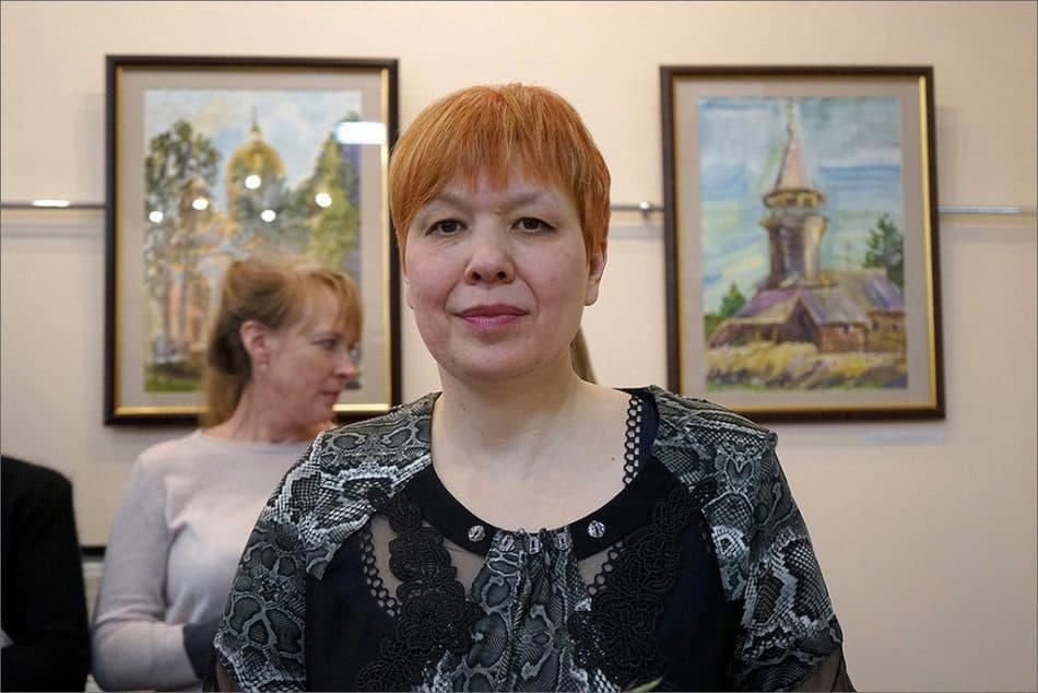 Дарья Одинец
