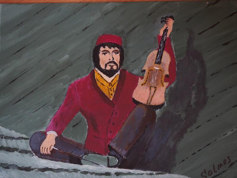 Скрипач на крыше