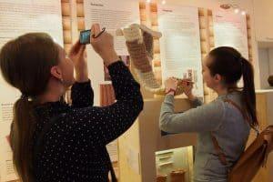 """На выставке """"Шерстяное тепло"""". Фото Ирины Ларионовой"""
