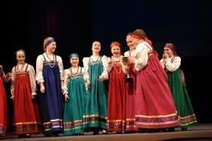 Ансамбль народной музыки Saratus привёз Гран-при из Ярославля