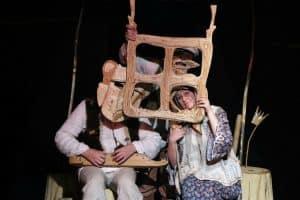 Дневник фестиваля «Онежская маска»: 25 марта