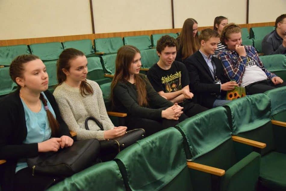 Участниками лагеря стали школьники из Петрозаводска и Карелии. Фото Марии Голубевой