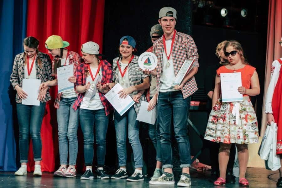 Лауреаты фестиваля