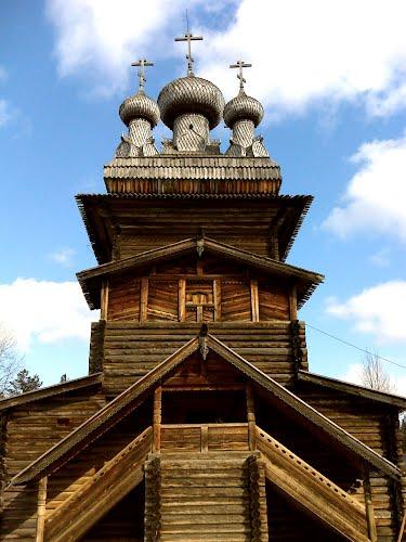 Малые Корелы. Реставрация В.А. Крохина