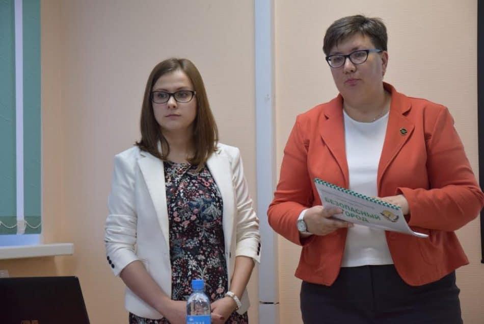 Алена Шкадрович и Наталья Иванова