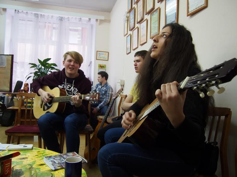 Анна Ежук, Даниил Маханьков, Валентин Тимохин