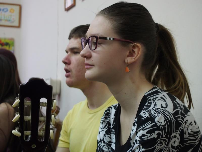 Анна Антонова и Даниил Маханьков