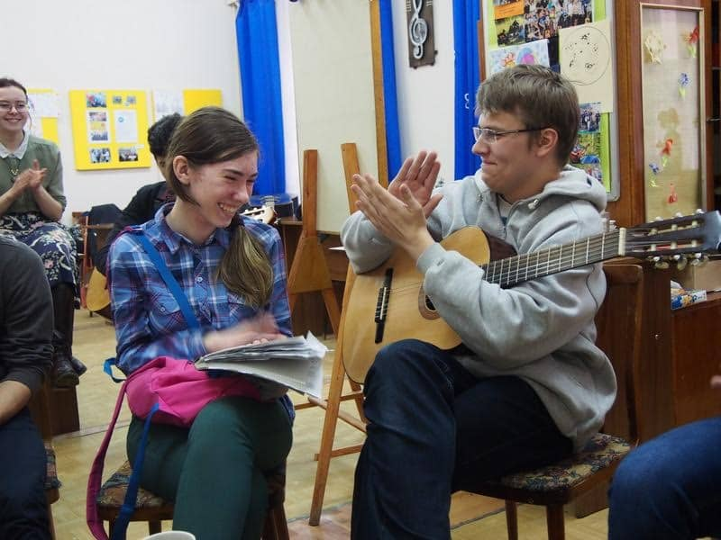 Людмила Никифорова и Дмитрий Елошин