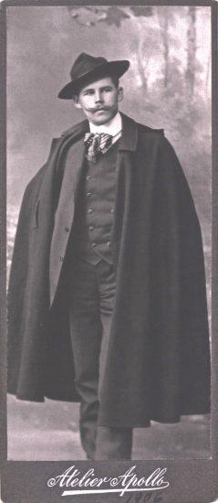 Григор Ауэр. 1906 год