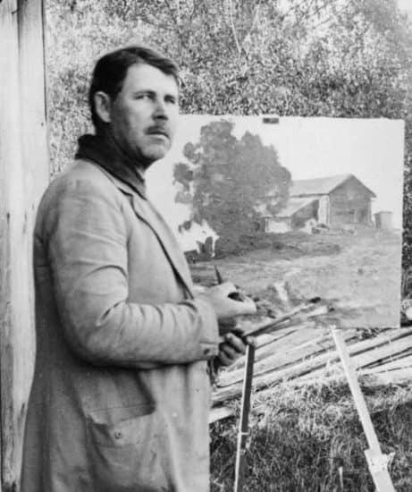 Григор Ауэр. Питкяранта. 1923 год