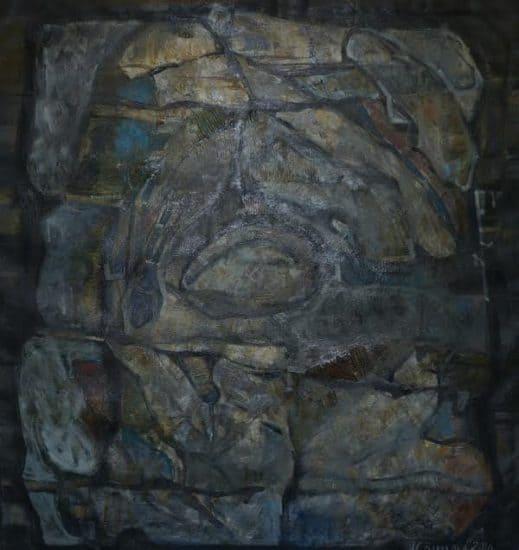 Маргарита Баранова. Камень