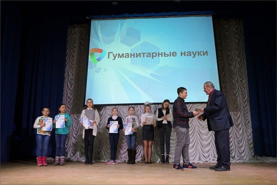 """Лауреаты конференции """"Будущее Карелии"""""""
