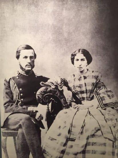 Элизабет и Александр Ярнефельт