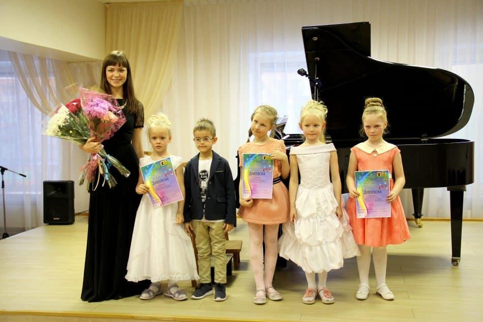 Второй республиканский фестиваль «Учитель-ученик-музыка»