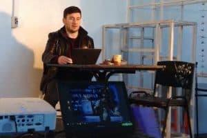 Дмитрий Глуховский в Agriculture club