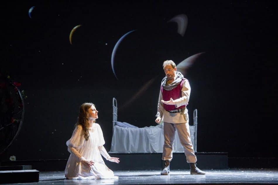 Иоланта – Наталья Ландовская, Водемон – Павел Полянинов