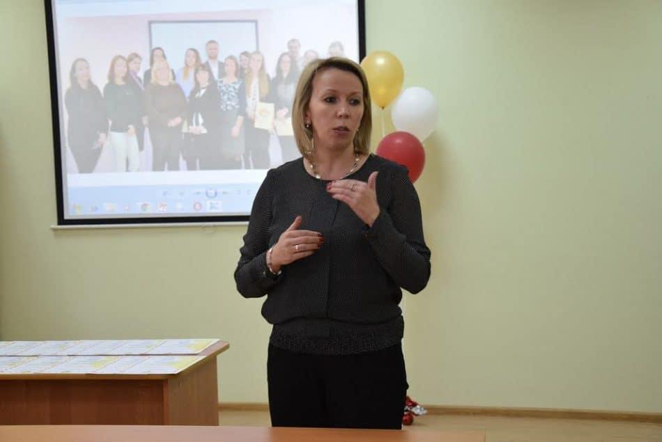 Наталья Кармазина