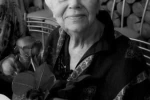 Наталья Ларцева. Январь 2017 года. Фото Ирины Ларионовой