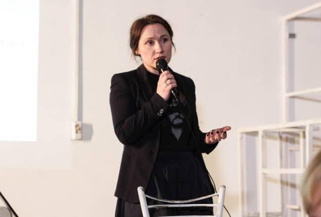 Наталья Шилова. Фото Марии Гудковой