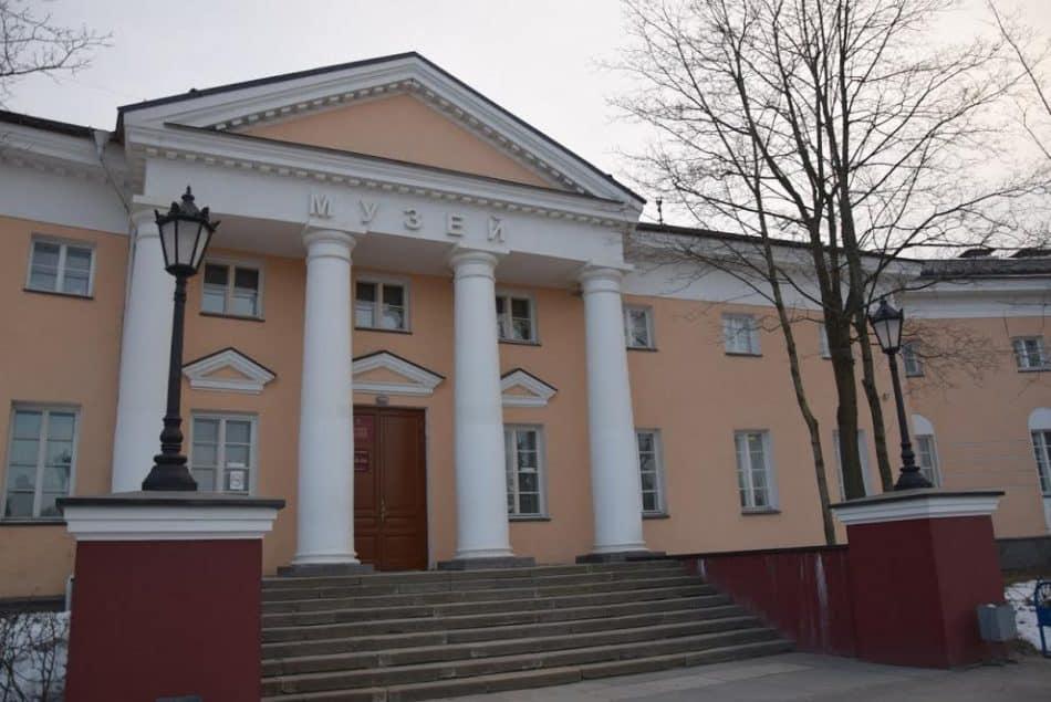 Национальный музей Карелии