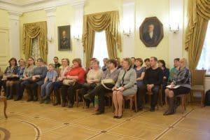 Национальный музей Карелии провёл родительское собрание