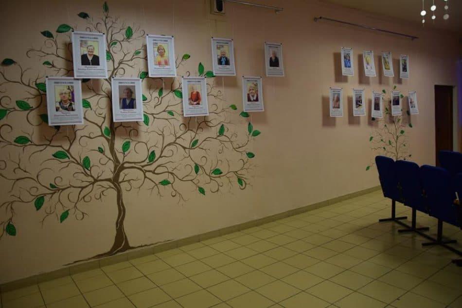 Портреты 17 героев проекта
