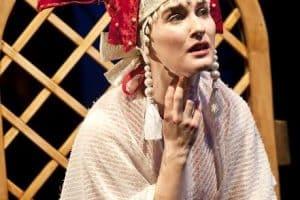 В «Творческой мастерской» показали премьеру спектакля по сказке Пушкина