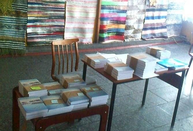 Книги для авторов, волонтеров, школ и библиотек Заонежья