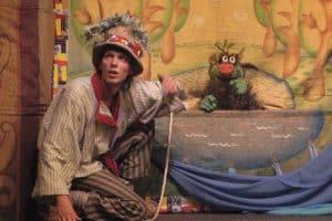 В Карелии пройдут гастроли Вологодского областного театра кукол «Теремок»