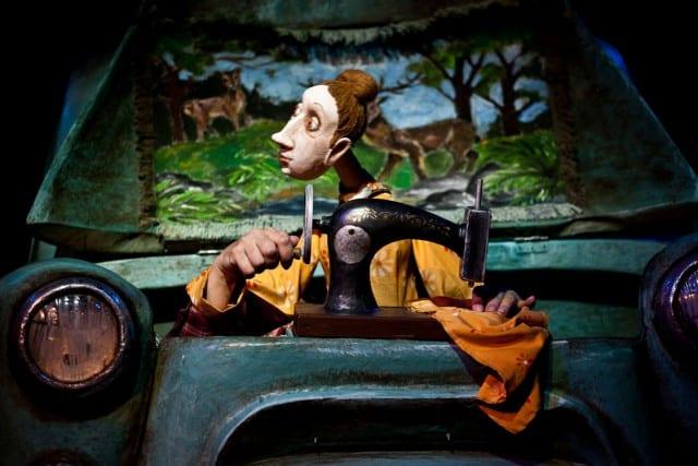 """Спектакль """"Железо"""" Театра кукол РК номинирован на """"Золотую маску"""". Фото с сайта puppet.karelia.ru"""