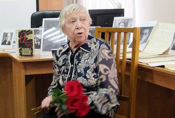 Евдокия Васильевна Аникиева, 2017 год