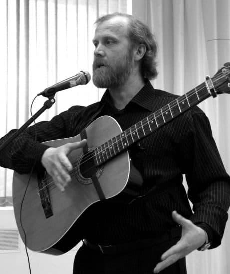 Алексей Жидков. Фото Ирины Ларионовой
