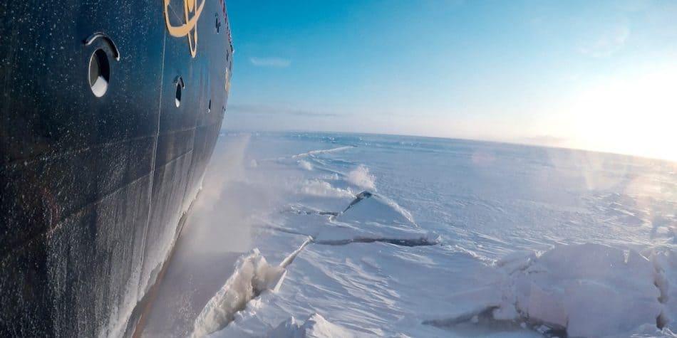 «Дорога в Арктику». Документальный фильм Светланы Боковой, Россия