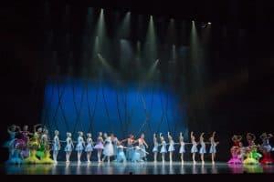 Музыкальный театр объявляет наборв детскую балетную студию Натальи Гальциной