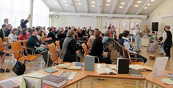 Открытие и пленарное заседание конференции проходило в Национальной библиотеке РК