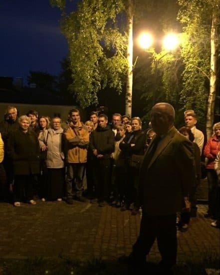 Традиционная ночная лекция директора музея Михаила Гольденберга состоится и в этом году