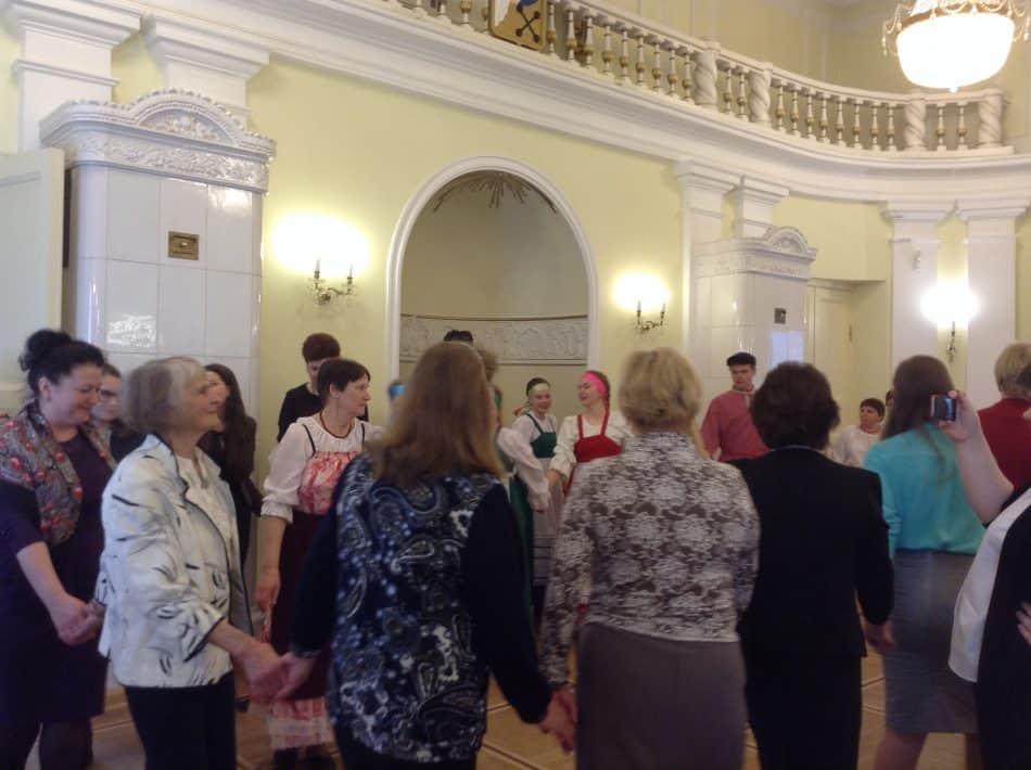 На презентации сборника «Малые Федосовские чтения» в Национальном музее Карелии