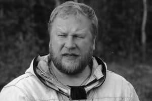 Дмитрий Новиков. На Терском Берегу Белого моря. Фото Ирины Ларионовой