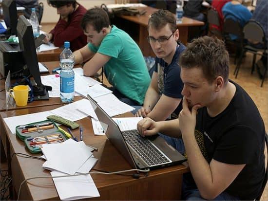 Сборы участников финала Чемпионата мира АСМ по программированию