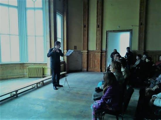 Выступает Семен Ищенко