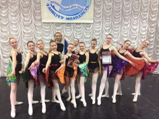 В Петрозаводске прошёл республиканский фестиваль «Танцует молодость»