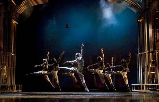"""Сцена из балета """"Золушка"""""""
