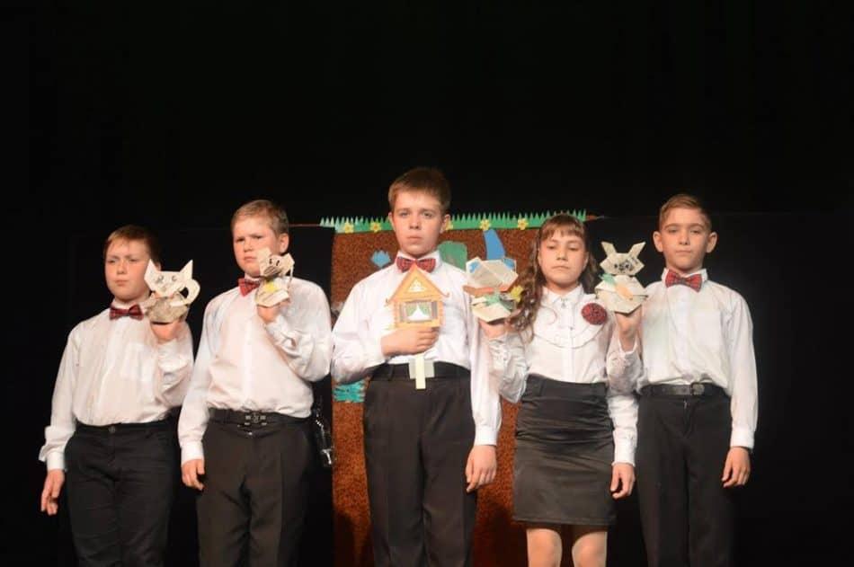 """Звездочки"". 14-я школа, Петрозаводск"