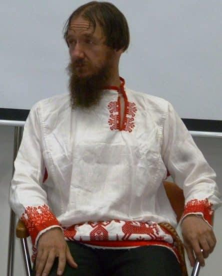Александр Маточкин. Фото Валентины Калачевой