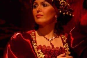 Анастасия Аверина в роли Татьяны