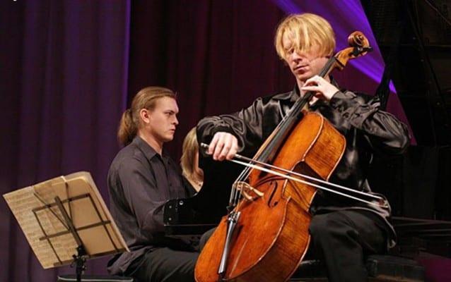 Сергей Антонов и Илья Казанцев. Фото с сайта www.culture.ru