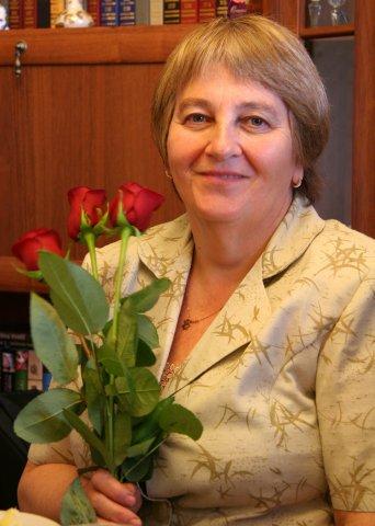 Дарья Исааковна Фрадкова