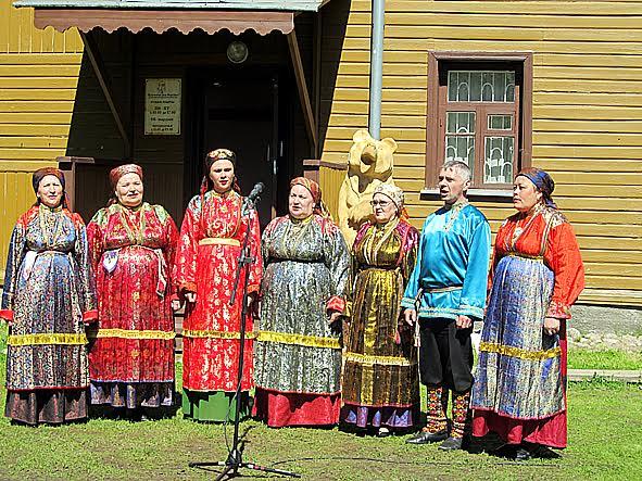 Ансамбль «Нареченька» из Усть-Цильмы