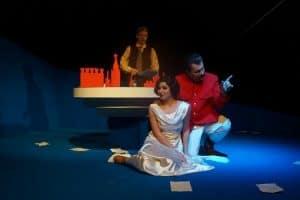 Сцена из спектакля. Фото Ирины Ларионовой